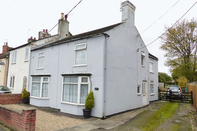 Thumbnail Semi-detached house for sale in Lincoln Road, Saxilby, Lincoln