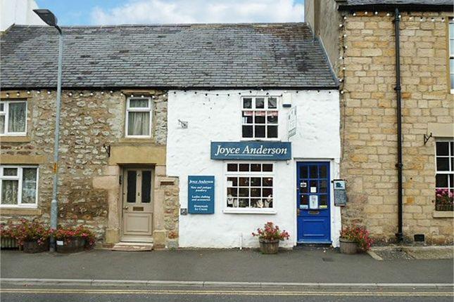Thumbnail Terraced house for sale in Hill Street, Corbridge, Northumberland