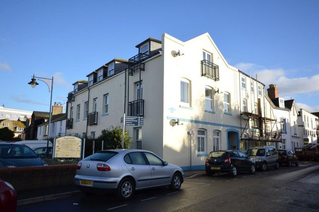 Thumbnail Flat for sale in Wedgwood Court, Somerset Place, Teignmouth, Devon