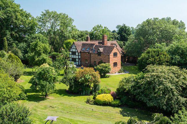 5 bed detached house for sale in Breach Lane, Claverdon, Warwick, Warwickshire CV35