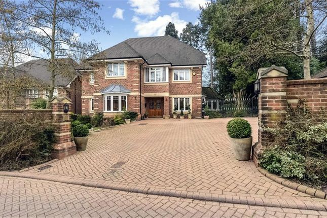 Thumbnail Detached house for sale in Saddlers Close, Arkley, Hertfordshire
