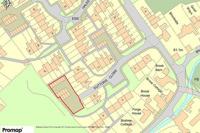 Duttons Close, Snitterfield, Stratford-Upon-Avon CV37
