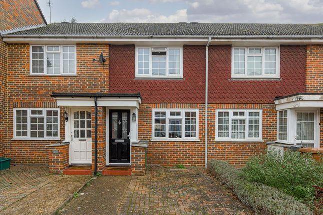 2 bed terraced house for sale in Stevens Close, Epsom KT17