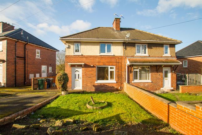 Thumbnail Semi-detached house for sale in Cowper Drive, Rotherham