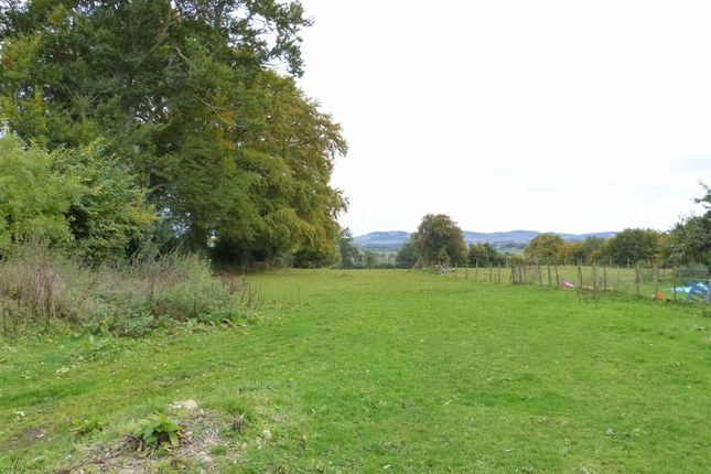 Thumbnail Land for sale in Rosemount, Blairgowrie, Perthshire