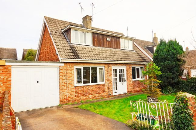 Thumbnail Detached bungalow for sale in Glendale Road, Doncaster