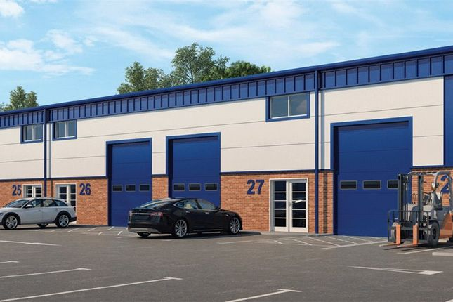 Thumbnail Light industrial to let in Unit 4, Glenmore Business Park, Challenger Way, Lufton, Yeovil