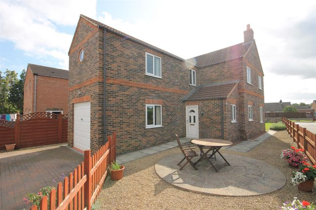 Thumbnail Detached house for sale in Hawthorn Mews, Leeming Bar, Northallerton