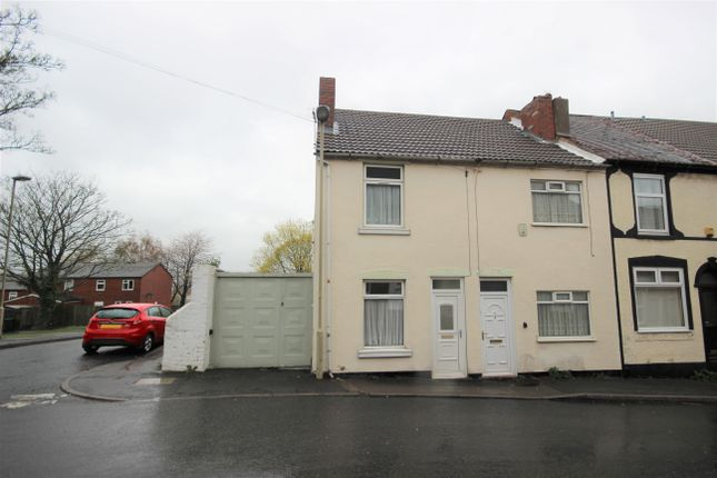 2 bed end terrace house to rent in Intended Street, Halesowen, West Midlands B63