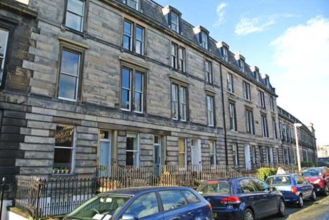 Thumbnail Flat to rent in Dean Terrace, Edinburgh