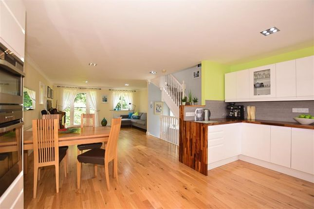 Thumbnail Semi-detached house for sale in Keating Close, Rochester, Kent