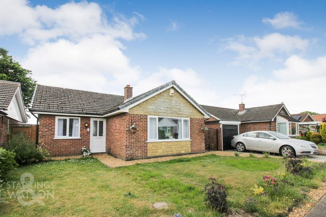 3 bed detached bungalow for sale in Fairholme Close, Ashill, Thetford IP25