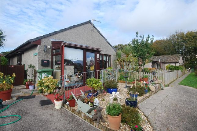 Thumbnail Semi-detached bungalow for sale in Barnfield Gardens, Gulval, Penzance