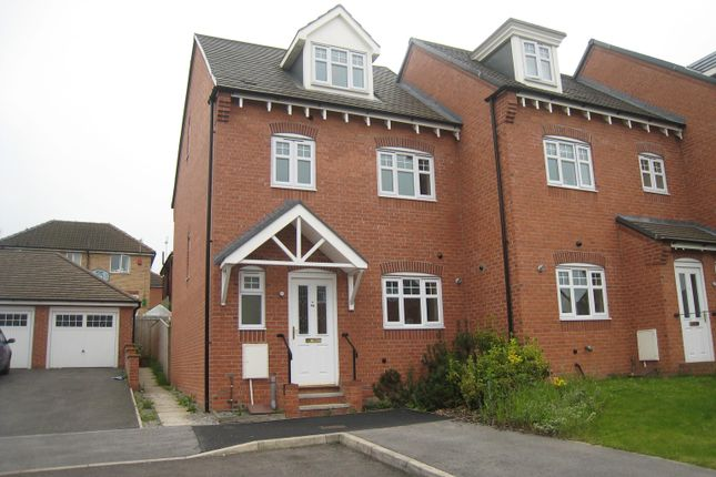 Thumbnail Property to rent in Bracken Way, Harworth, Doncaster