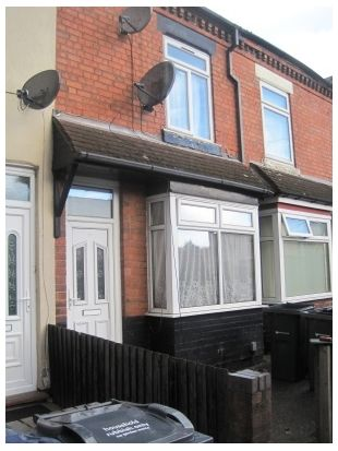 Terraced house for sale in Blake Lane, Bordesley Green, Birmingham, West Midlands