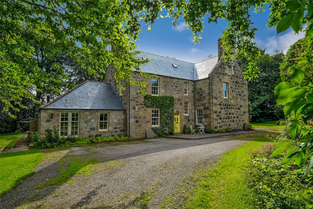 Thumbnail Detached house for sale in Carpe Diem House, Daviot, Inverurie, Aberdeenshire