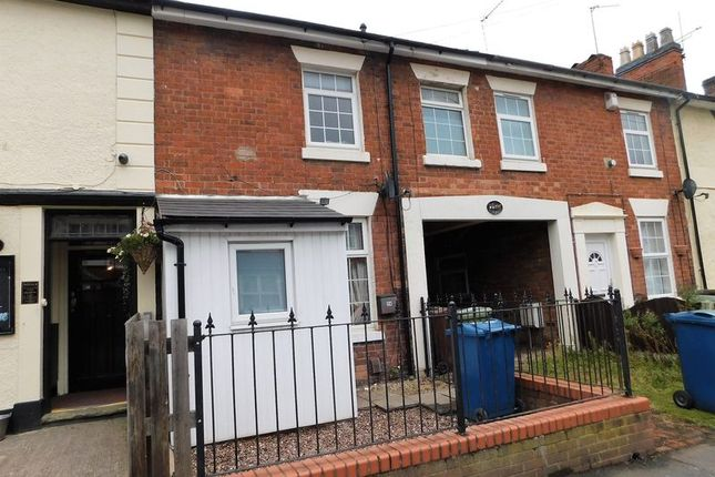 Thumbnail Terraced house for sale in Solo Court, Peel Terrace, Stafford