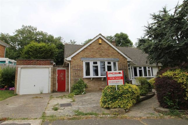 Thumbnail Detached bungalow for sale in Fern Road, St Leonards-On-Sea, East Sussex