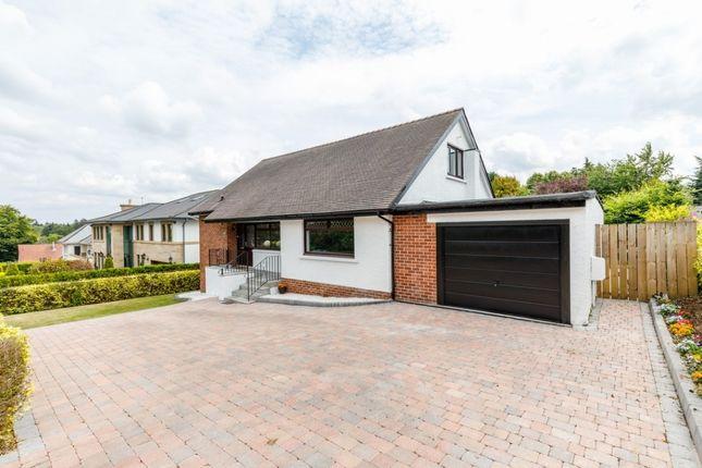 Thumbnail Detached bungalow for sale in Dalzell, Burnside Road, Whitecraigs
