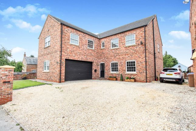 Thumbnail Detached house for sale in Breighton, Selby