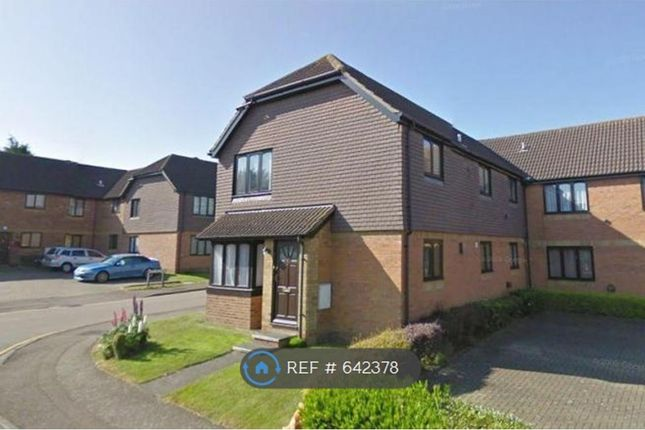 Thumbnail Flat to rent in Withybrook, Flitwick, Bedford
