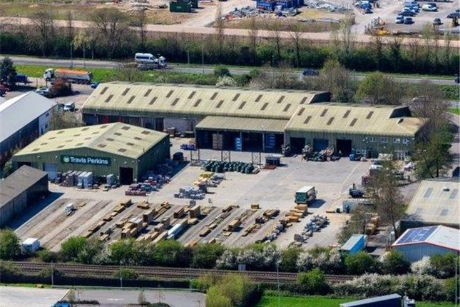 Thumbnail Warehouse for sale in Builders Merchant, Bristol Road, Bridgwater, Somerset, UK