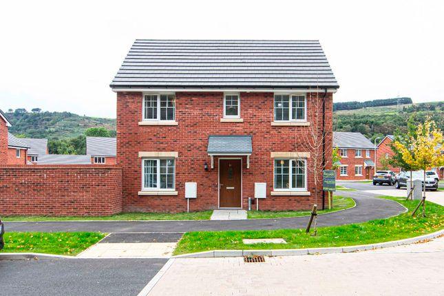 Detached house for sale in Heron Walk, Merthyr Vale, Merthyr Tydfil