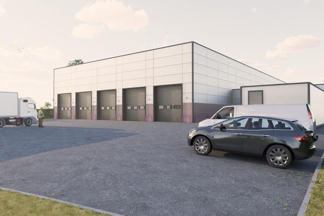 Thumbnail Industrial to let in Chelworth Road, Chelworth Industrial Estate, Nr Cricklade