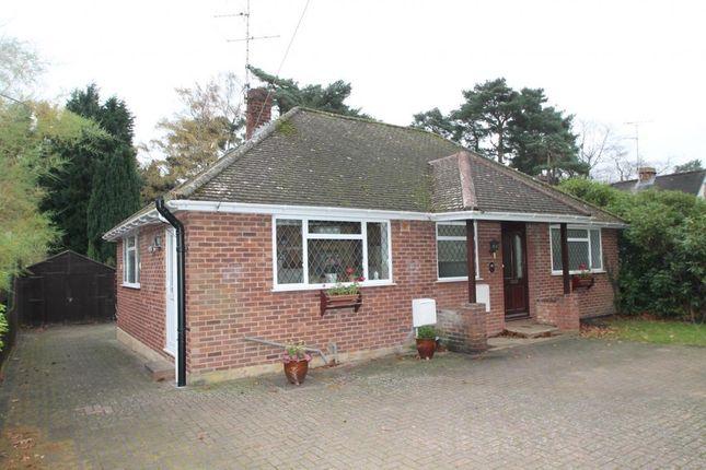 Thumbnail Detached bungalow to rent in Ivanhoe Road, Hogwood Industrial Estate, Finchampstead, Wokingham