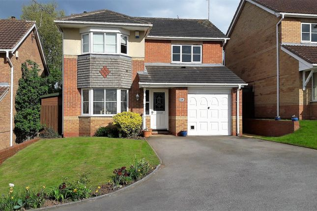 Thumbnail Property for sale in Wellesley Close, Worksop