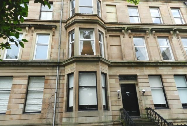 Thumbnail Flat to rent in Queens Drive, Glasgow