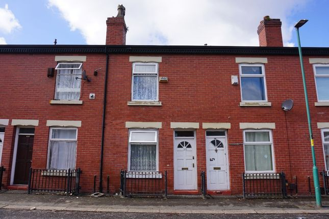 Terraced house for sale in Pink Bank Lane, Longsight, Manchester