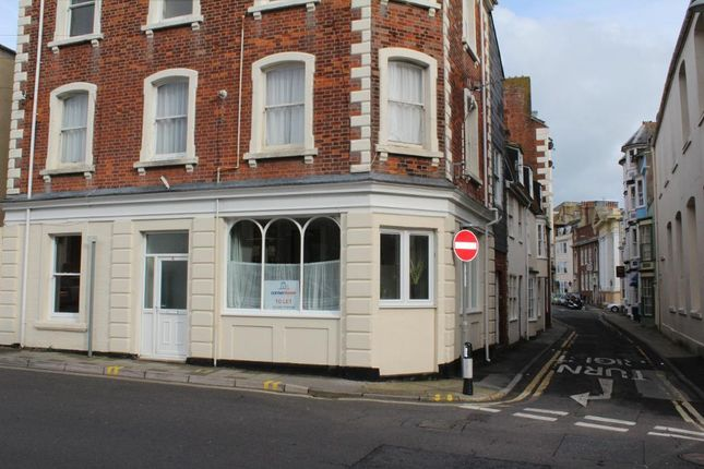 Thumbnail Flat to rent in East Street, Weymouth, Dorset