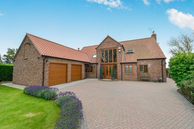 Thumbnail Detached house for sale in North Road, Lund, Driffield