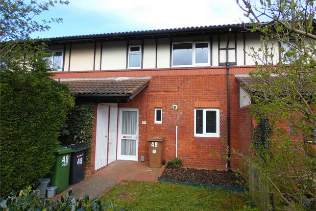 Thumbnail Terraced house to rent in Welbourne, Peterborough, Cambridgeshire