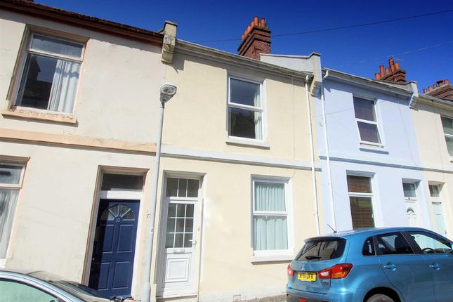 Thumbnail Town house to rent in Jackson Place, Stoke, Plymouth