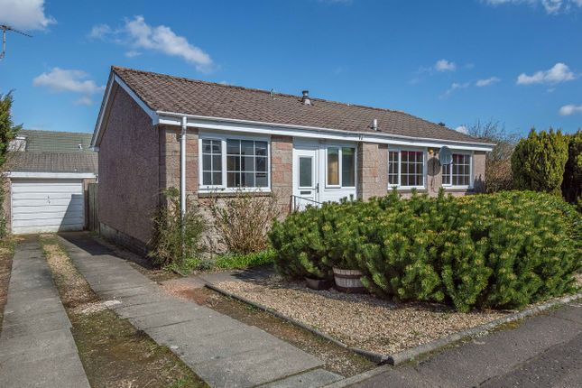 Thumbnail Bungalow for sale in Cherry Tree Crescent, Currie, Edinburgh