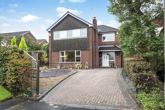 Thumbnail Detached house for sale in Coniston Way, Macclesfield