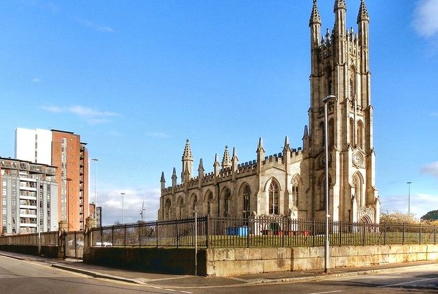 Thumbnail Flat to rent in St George's Church, Arundel Street, Manchester, Greater Manchester