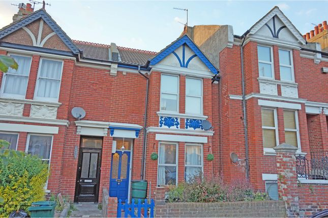 4 bed terraced house for sale in Elm Grove, Brighton