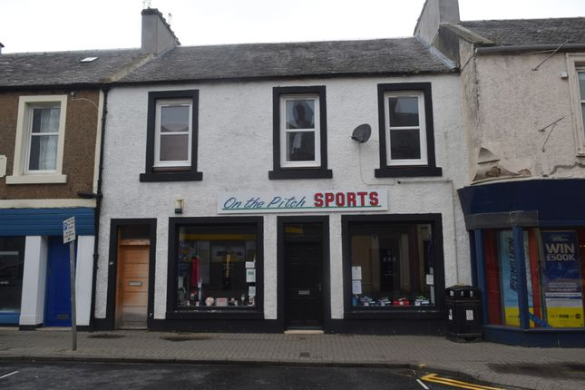 Thumbnail Flat for sale in Dalrymple Street, Girvan, South Ayrshire