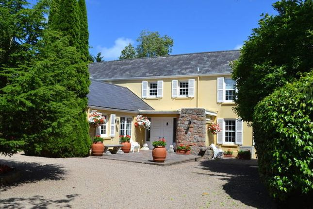 Thumbnail Country house for sale in La Rue De Bel Air, St Mary, Jersey
