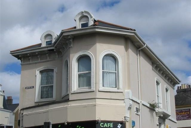Thumbnail Maisonette to rent in 1B Clifton, North Hill, Plymouth