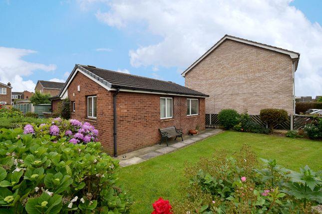Thumbnail Detached bungalow for sale in Helston Road, Normanton