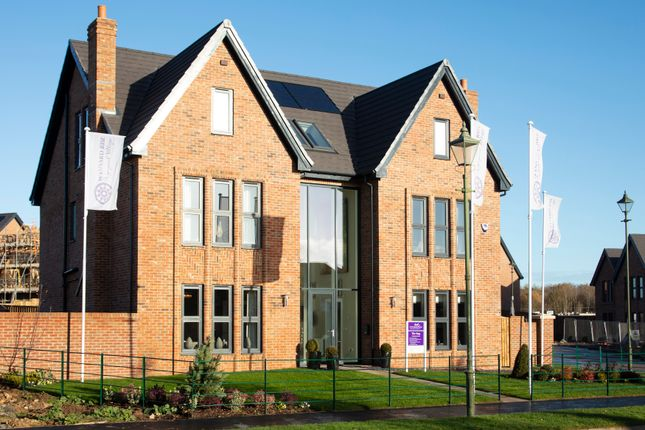 Thumbnail Detached house for sale in The Stag, Wynyard Rise, Wynyard Village