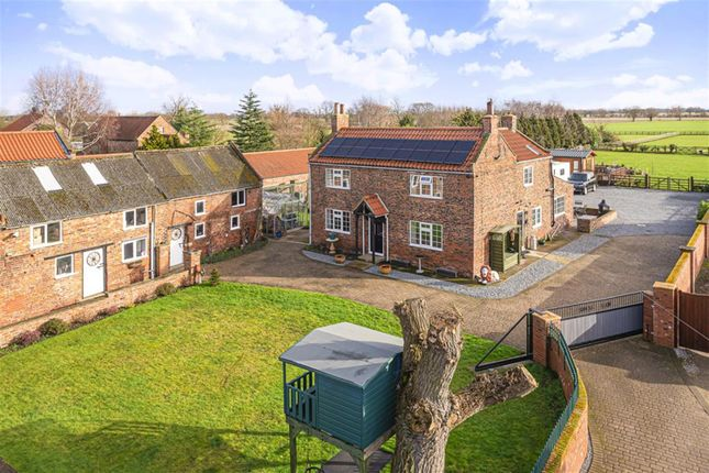 Thumbnail Detached house for sale in Brocks Farm, York Road, Cliffe, Selby