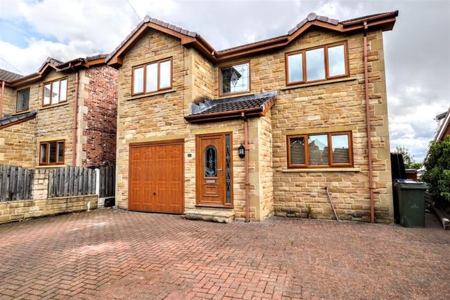 Thumbnail Detached house for sale in Brentwood Close, Hoyland, Barnsley