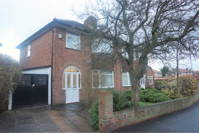 Thumbnail Semi-detached house for sale in Alder Road, Prescot