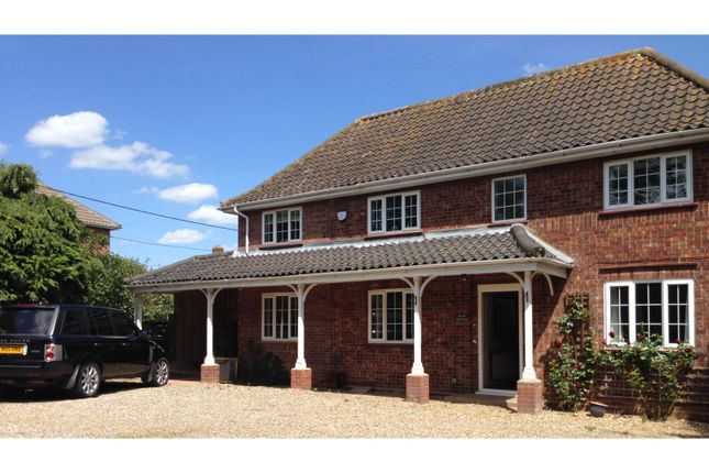 Thumbnail Detached house for sale in Aylsham Road, Buxton, Norwich