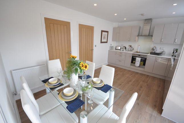 Thumbnail Detached house for sale in Plot 64, The Brookline, Riversleigh, Warton, Preston, Lancashire